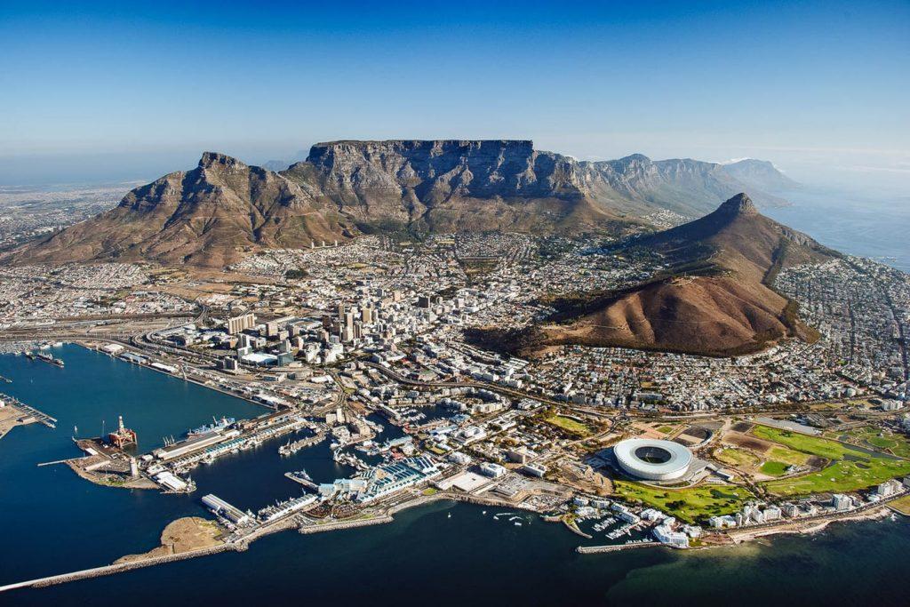 Güney Afrika dil eğitimi
